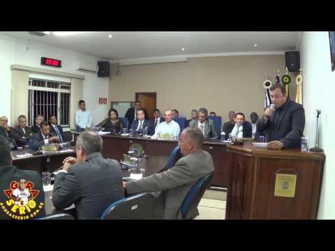 Sessão Solene dia 27 de Março de 2017 Juquitiba 52 anos - Júlio Português