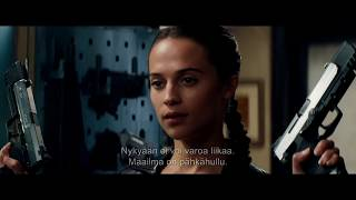 Tomb Raider -trailer