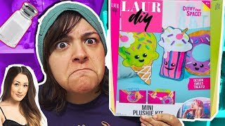 DON'T BUY? 16 REASONS LAURDIY Mini Plushie Kit is NOT worth it SaltEcrafter #26