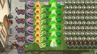 Plants vs Zombies 2 - Chomper, Wasabi Whip and Bonk Choy