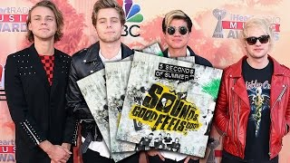 """5 Seconds of Summer New """"Fly Away"""" Single AMAZING"""