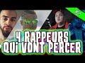 4 RAPPEURS QUI VONT PERCER (Rémy / Baek Do San / Timal / Zola) #2