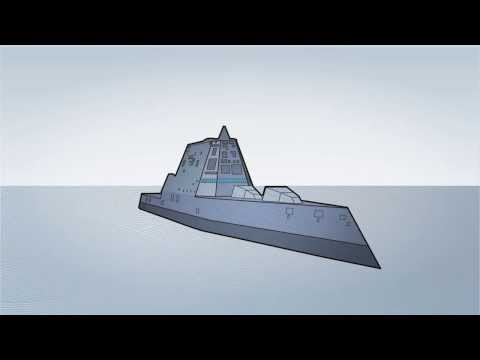 US Navy's Troubled LCS Looks Great — When It's Animated