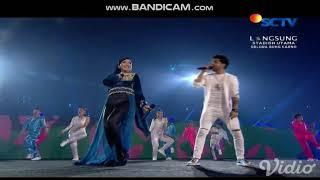 Siddharth Slathia '' Kuch Kuch Hota Hai '' Closing Ceremony Asian Games 2018