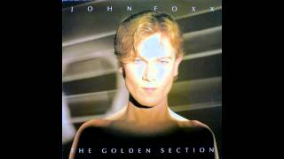 John Foxx   Sitting At The Edge Of The World