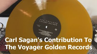 The Voyager Golden Records Last Recording