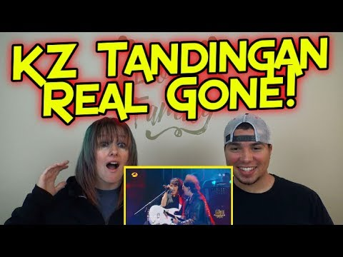 MOM & SON REACTION! KZ Tandingan Real Gone! Episode 8 The Singer 2018