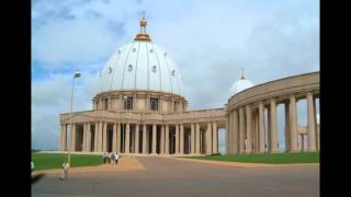 preview picture of video 'La Basilica de Yamoussoukro [HD]'