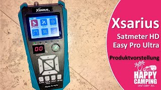 Sat-Finder Xsarius HD Easy Pro Ultra