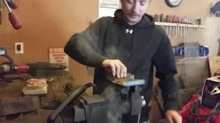 Powermax 85 cutting 2 inch steel
