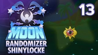 Cosmoem  - (Pokémon) - THE KAHUNA & SHINY COSMOEM! Pokemon Moon Randomizer Shinylocke Let's Play w/CBAD | Episode 13
