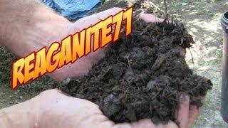 Grass To Garden Soil In 14 Days!  Drunken Composting Using Beer, Cola, & Ammonia!