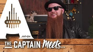 Orange Ambassador Mikey Demus of Skindred official sits down with The Captain