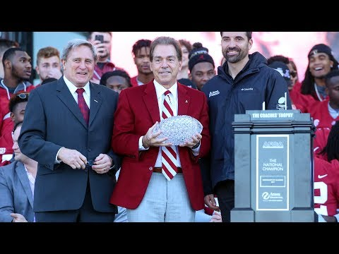 Alabama in Talks for Home-and-Home Series with Notre Dame and Texas | Stadium