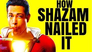 What Makes Shazam! GREAT