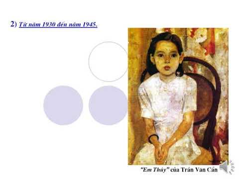 MĨ THUẬT 7 - BÀI 14: MĨ THUẬT VIỆT NAM TỪ CUỐI THẾ KỈ XIX ĐẾN NĂM 1954