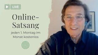 Christian Meyer - Online Satsang vom 07.06.21 - jeden ersten Montag im Monat