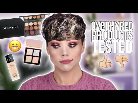 TRYING OUT NEW OVERHYPED PRODUCTS! Hmm... | Thomas Halbert