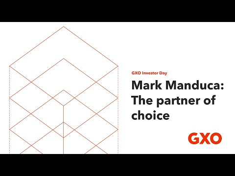 GXO Investor Day: The partner of choice