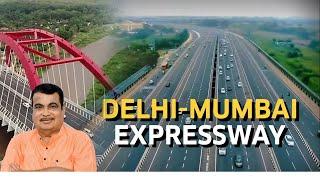 The 8 lane greenfield Delhi-Mumbai Expressway will be the longest expressway in India