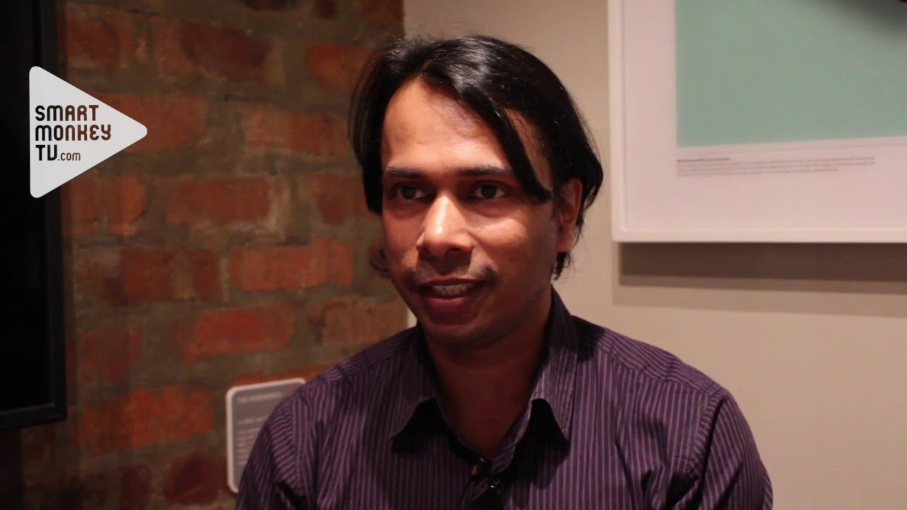 Toby Kurien, IBM Research on a cheap, wearable sensor to track the spread of tuberculosis in SA