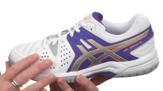 Asics Gel-Dedicate 4 Women's Shoes Lavender video