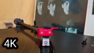 The Beatles - Don't Bother Me (1964 Mono Vinyl HQ, 4K)