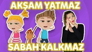 Kukuli – Akşam Yatmaz Sabah Kalkmaz   İşaret Dili ile Çocuk Şarkıları & Çizgi Filmler