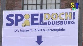 SPIEL DOCH! Duisburg 2019 - Bericht - Spiel doch mal...!