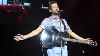 Atif Aslam Live Aadat at O2 Arena London Bollywood Showdown 2015  Must Listen   Different n Best