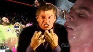 ШОКИРУЮЩИЕ МОМЕНТЫ В ИСТОРИИ WWE (18+)