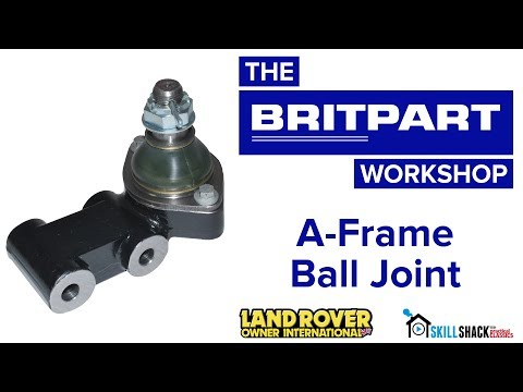 A-frame Ball Joint