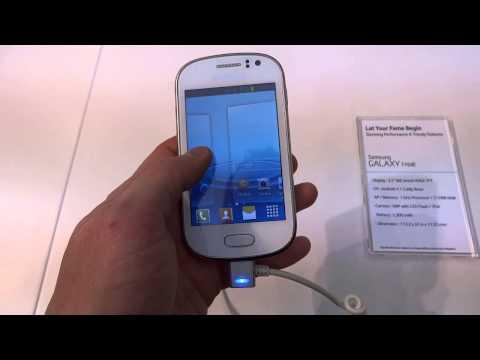 Samsung Galaxy Fame - Anteprima MWC 2013