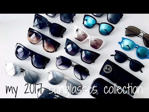 Sunglasses Collection 2017    QUAY AUSTRALIA + CHANEL + MORE    Eliana  Jalali e91ef35bec9b