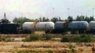 preview picture of video 'Tren Del Puerto de Ponce Puerto Rico (Chemex Railroad)'
