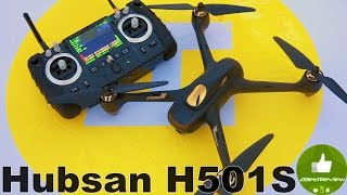 ✔ FPV Квадрокоптер Hubsan H501S X4 Advanced с GPS, Follow Me, HD камерой. Banggood