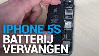 iPhone 5s batterij vervangen - FixjeiPhone.nl