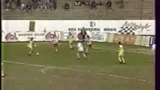 FC Boby Brno-Dukla Praha 2:1(1993)