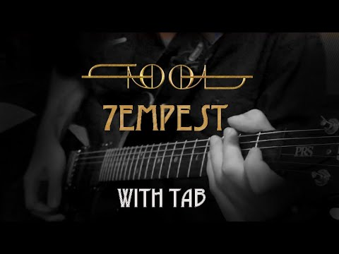 TOOL - 7empest (Guitar Cover + Tab)