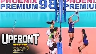 Morado's reverse drop | Top Plays | Upfront at the UAAP