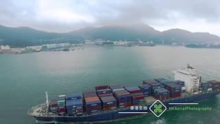 香港空拍 2016 全新面貌