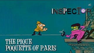 The Inspector In The Pique Poquette Of Paris