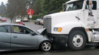 Аварии с фурами. Подборка ДТП на видеорегистратор