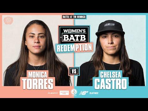 WBATB | Redemption Battle: Monica Torres vs. Chelsea Castro - Round 2