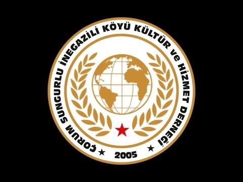 İnegazili Köyü Derneği Logo www.inegazilikoydernegi.com