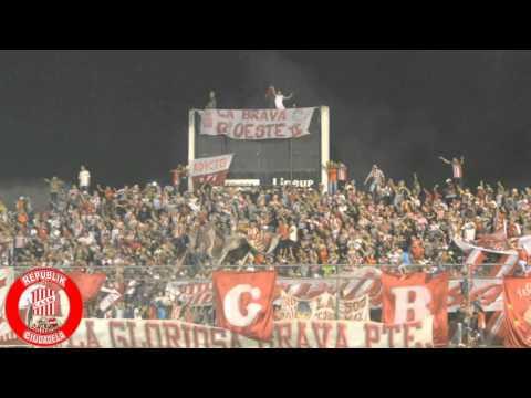 """""""RpkdC - La HINCHADA de San Martin de Tucuman - 27/02/16"""" Barra: La Banda del Camion • Club: San Martín de Tucumán"""