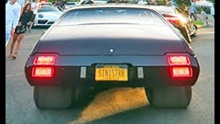 IF DEVIL HAD A CAR..