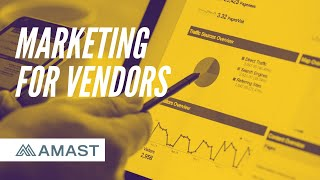 Learn about Marketing for Vendors