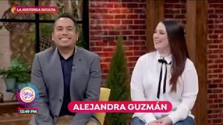 La Historia Oculta De Los Inicios De Alejandra Guzmán   Sale El Sol