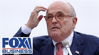 Giuliani tweets Bolton is either a backstabber or liar